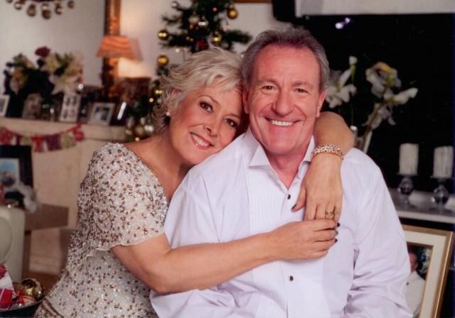 Lynda & her husband Michael