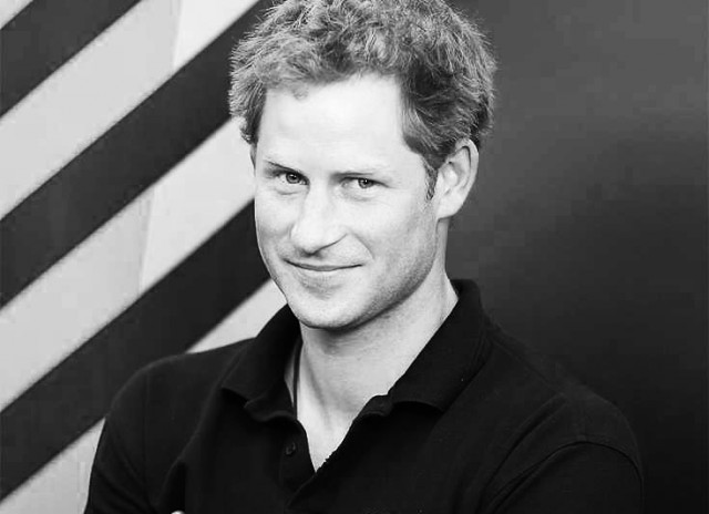 Prince Harry He For She Campaign